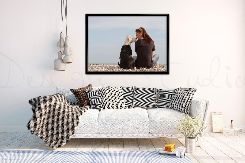 Stampa foto servizio con animali domestici