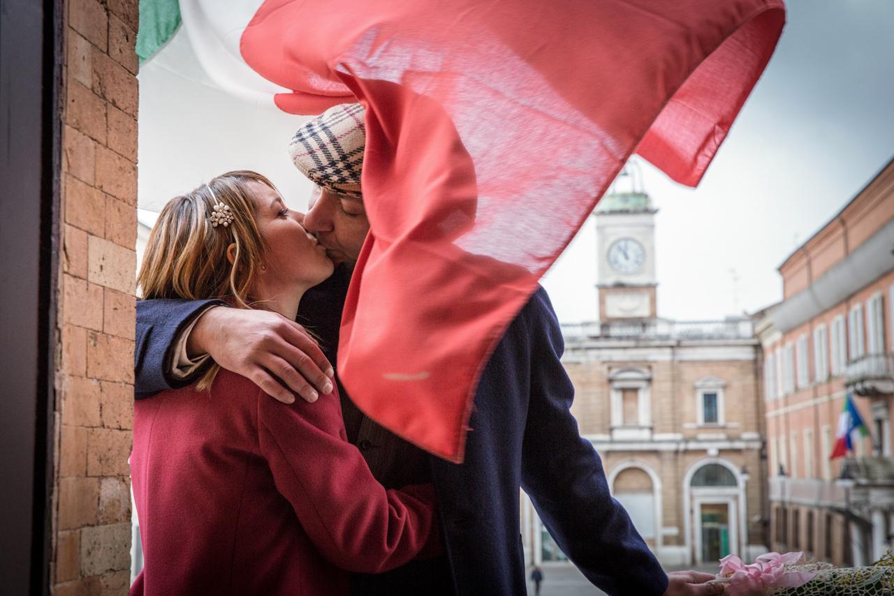 Foto Matrimonio al Municipio di Ravenna