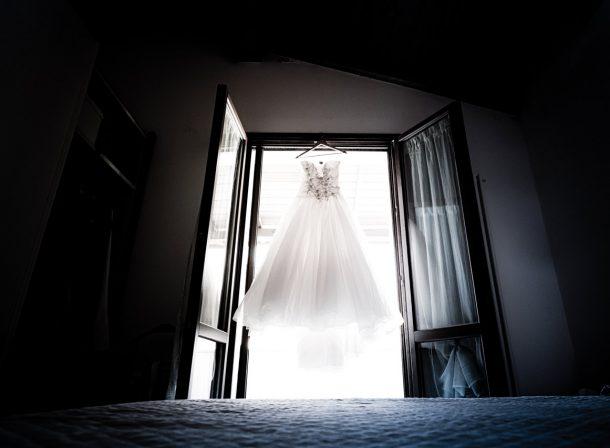 Foto vestito sposa