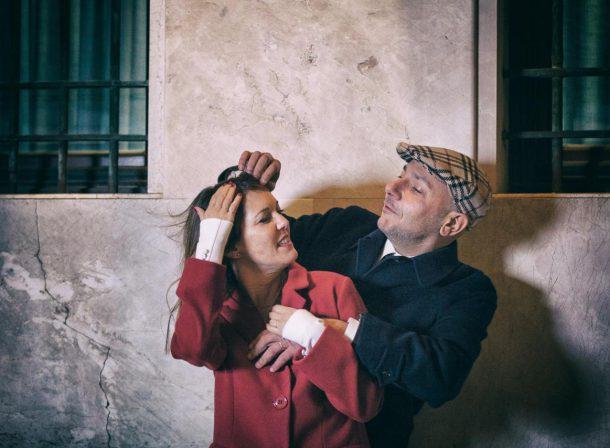 Foto sposi Ravenna Centro