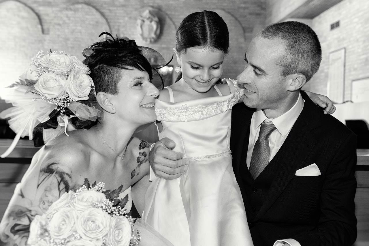 Foto matrimonio - Family